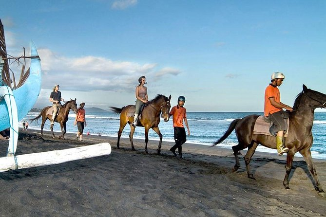 Bali Horse Riding and Ayung Rafting Packages