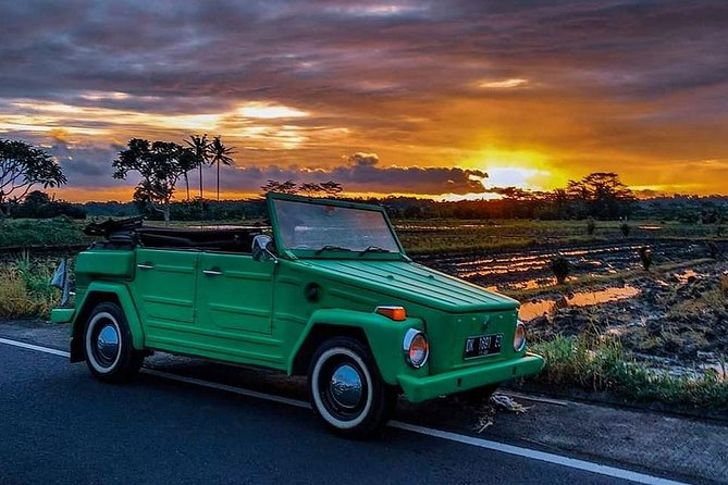 Classic Volkswagen Tours With Bali Swing Experience