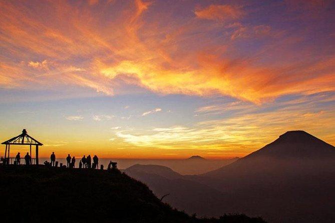 Private Yogyakarta Dieng Plateau Golden Sunrise Tour