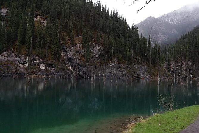2 days tour to Charyn canyon, Kolsay and Kayindy lakes. AI.