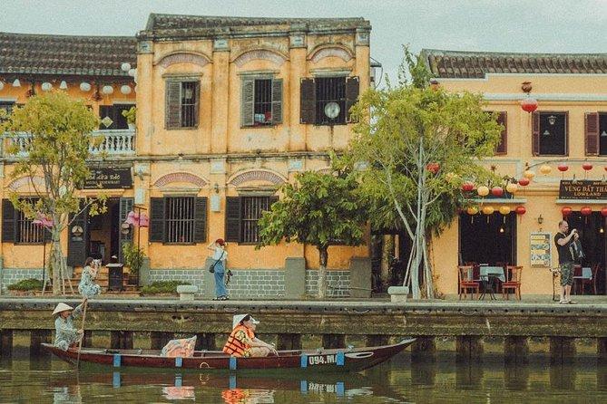 Hoi An City Tour from Da Nang Port