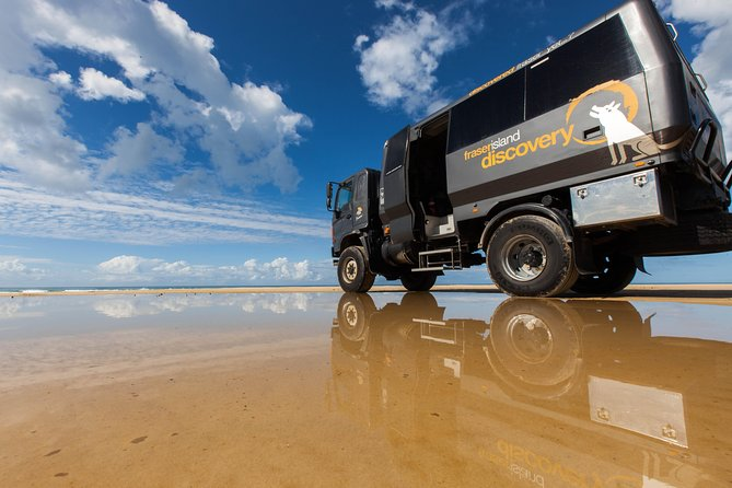 Fraser Island 4WD Tour from Noosa