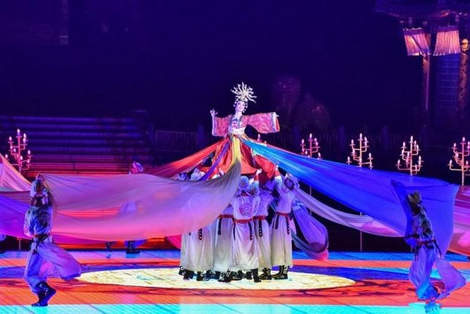 Skip the Line: Xi'an Tang Dynasty Show Ticket & Dumpling Dinner or Royal Banquet
