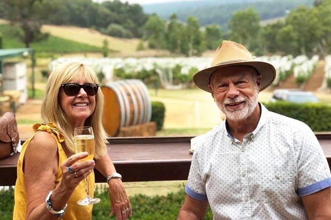 Perth Hills Wine, Cider & Cheese - Half-Day Premium Small Group Tour