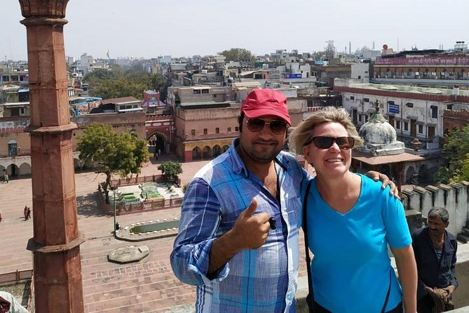 Tajmahal Day Tour from Delhi included Agra Fort and Baby Taj