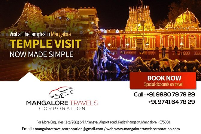 Mangalore Temple tour package photo 1