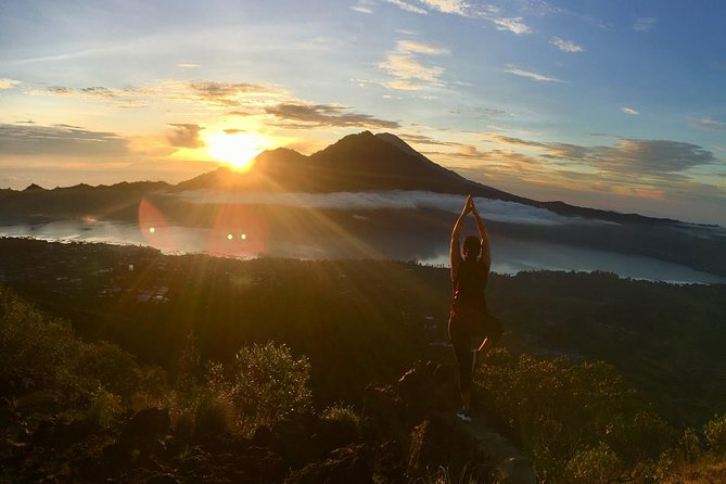 Mt Batur Sunrise Trekking With Local Guide & Breakfast