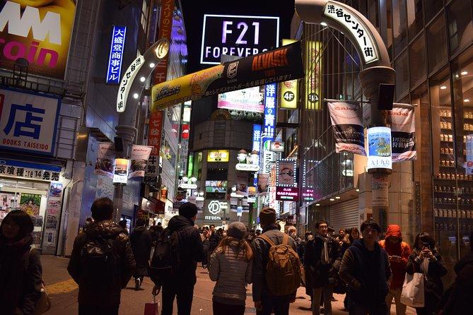 Shibuya Official Walking Tour