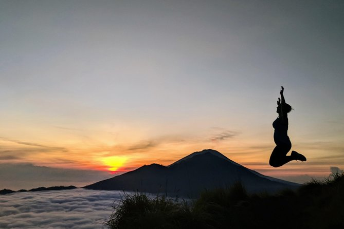 Mount Batur Trekking, Hot Spring & Coffee Plantations Tour