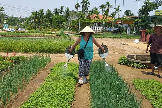 Fullday Tour to visit Marble Mountain & Experience Daily Life of Hoi An People photo 11