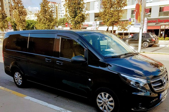 Bodrum Airport Minivan Transfer