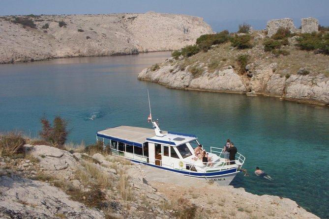 Plongée en apnée - île de Crikvenica / Krk
