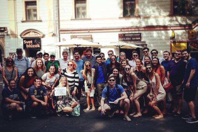 Vegan Bratislava Food Tour