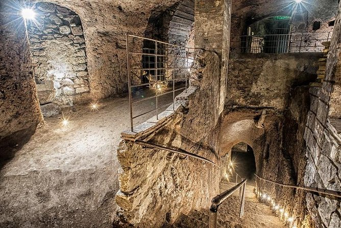 Guided tour of Viterbo Underground