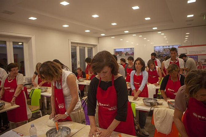 Italian Cooking School 9 hrs Day Tour in Rome