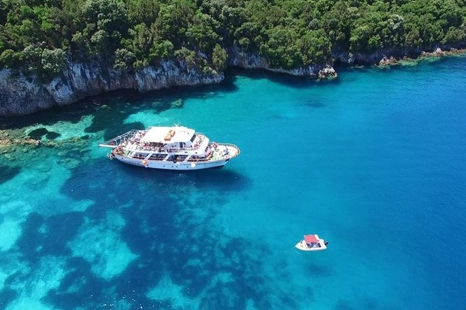 Blue Lagoon and Sivota with BBQ