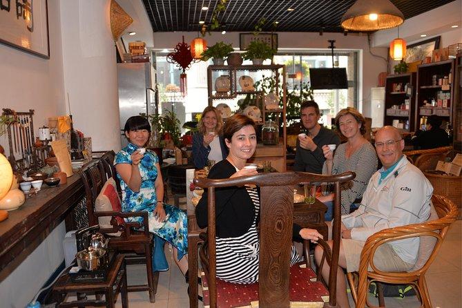 Shanghai - One Bud&Two Leaves Tea Tours
