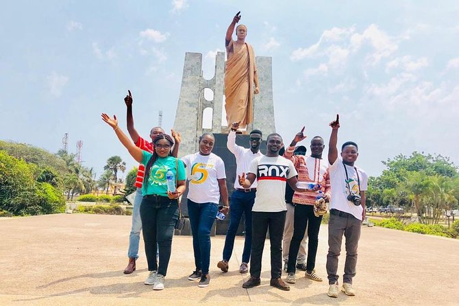 Half Day Accra City Tour