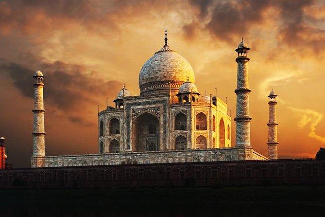 Overnight Taj Mahal Tour From Delhi