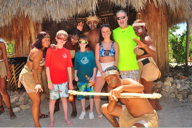 Punta Cana Off-Road Dune Buggy Adventure and Amazing Water Cave