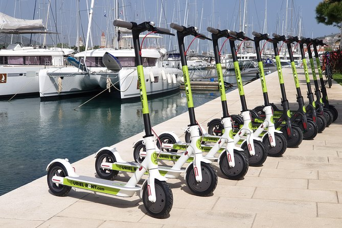 E scooter rental