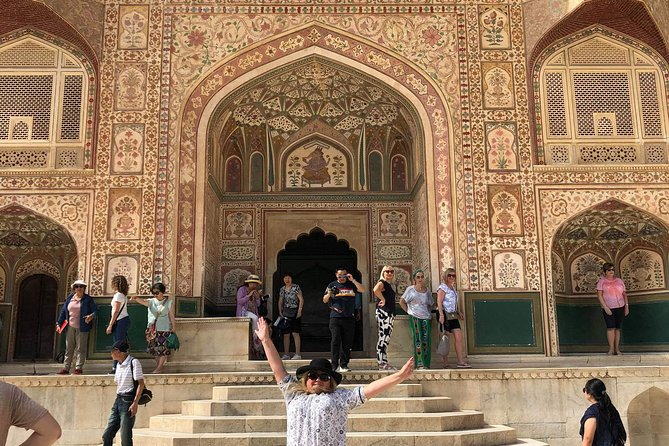 Private Full Day Tour To Jaipur (Pink City) From Delhi