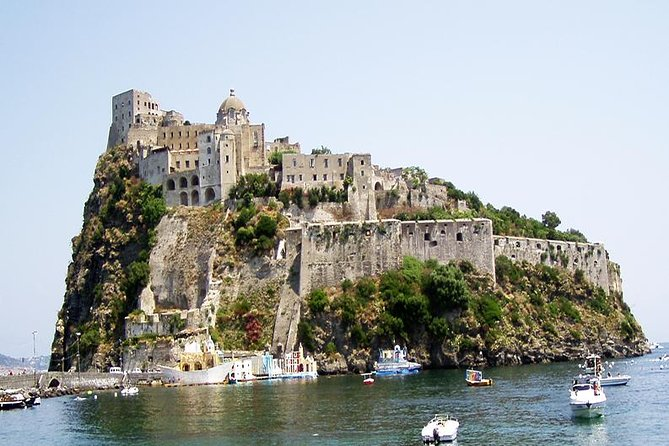 Ischia and Procida boat tour: Small Group from Sorrento
