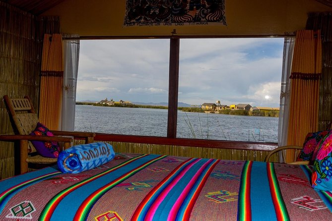 Overnight on the Floating Island of Los Uros