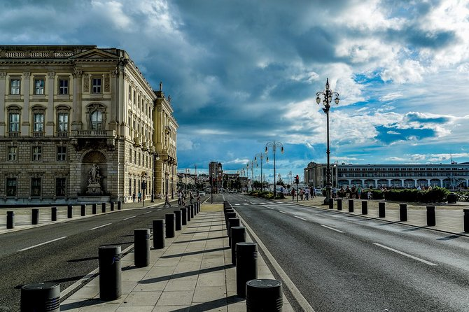 Trieste private walking tour with a local guide