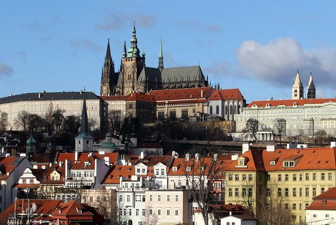 5 days private sightseeing tour from Prague to Budapest