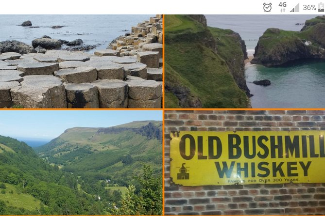Giants causeway and Glens of Antrim day trip photo 14