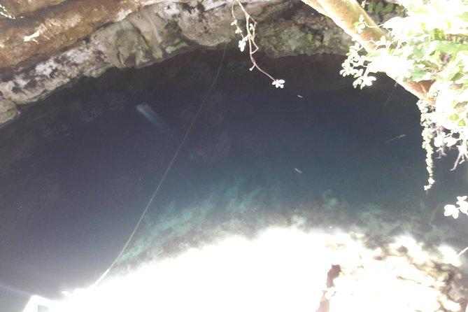 Mayapan, Cenotes and Izamal