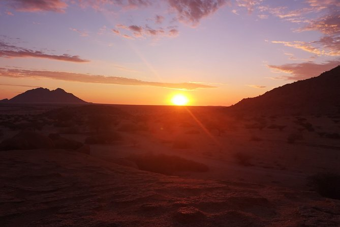 Spitzkoppe Full Day Private Day Tour