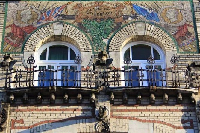 Private tour : Brussels and Antwerp Art Nouveau Heritage focus on Victor Horta