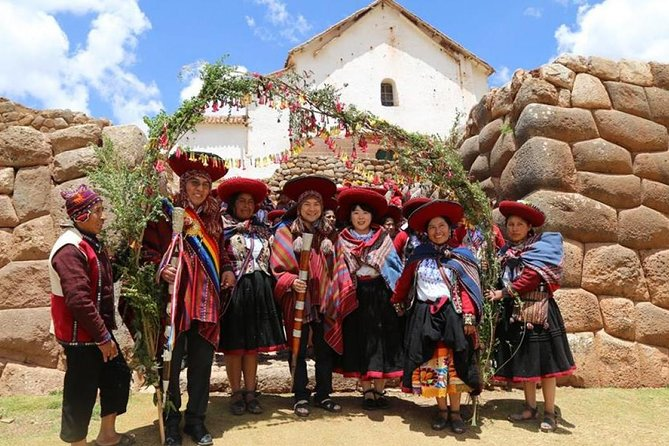 Full-Day Excursion to Sacred Valley, Pisac and Ollantaytambo from Cusco