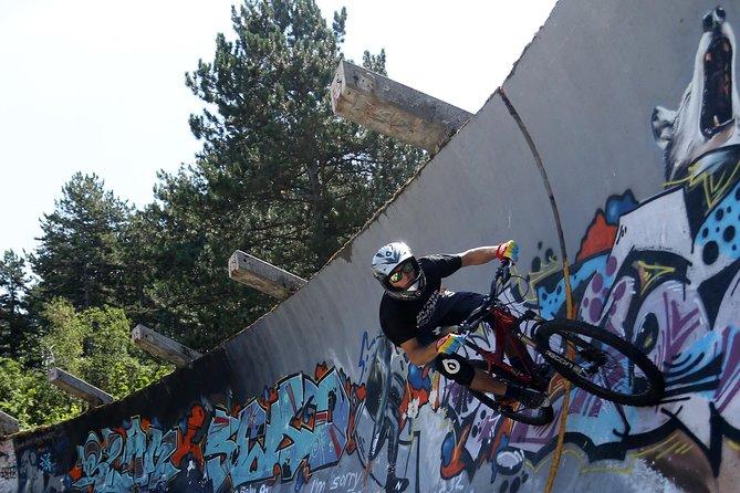 Downhill Sarajevo MTB Mountain Biking Adventure on Trebevic - Half Day Tour
