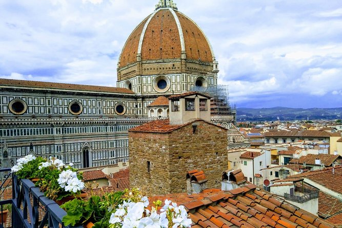 Florence from the rooftops