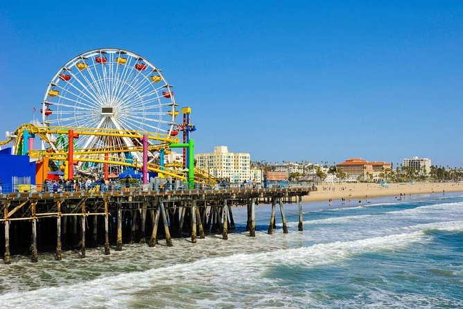 Los Angeles and Hollywood 5-Hours Private Shore Excursion Tour.