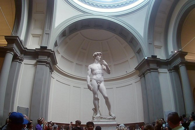 Michelangelo's David: Accademia Gallery Private tour