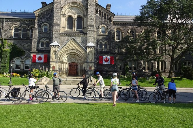 Best of Toronto Bike Tour