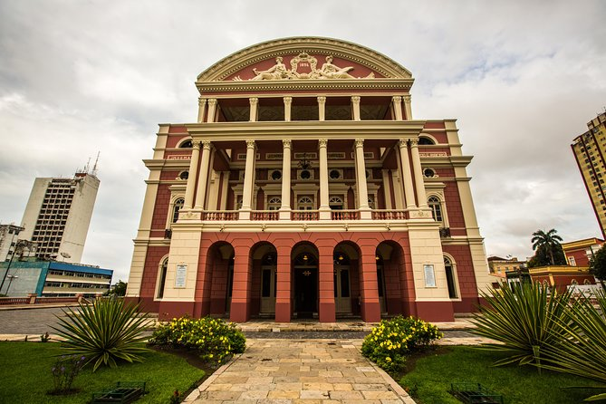 Half Day City Tour in Manaus with lunch