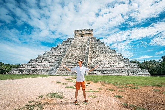 Enigmatic mayan adventure in Chichen Itza (cenote and Valladolid included)