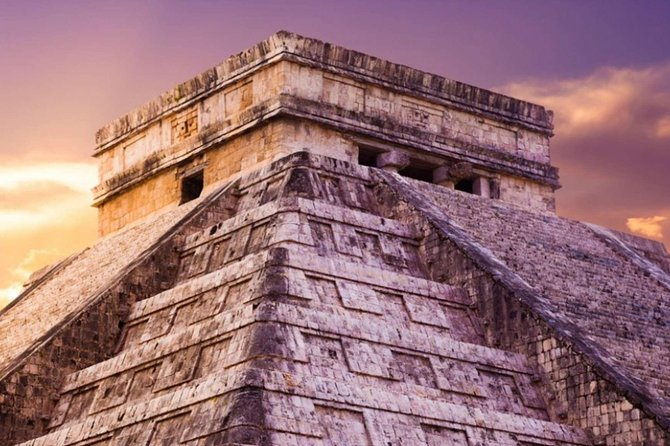 Exclusive Chichen Itza tour from Cancun and Riviera Maya Safe, Clean and Unique