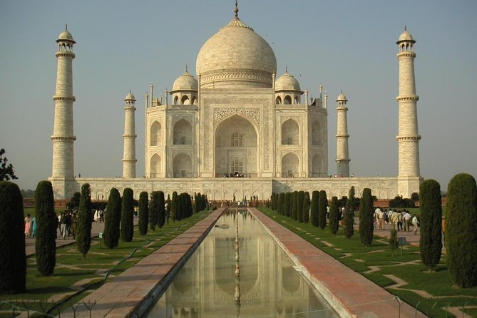 One Day Agra Tour by Ac Innova Car