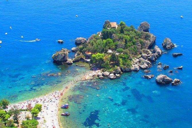 Private Villa Romana del Casale & Taormina Tour, from Palermo area & Cefalù