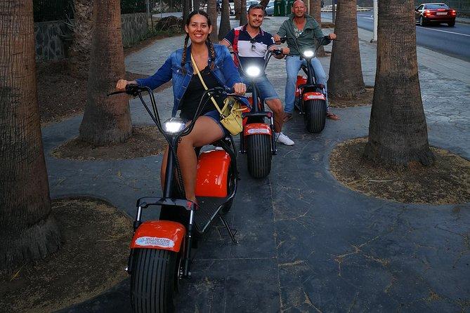 E-Scooter Tour & Camel Safari : Visit 3 Hours Maspalomas Dunes & Meloneras Beach