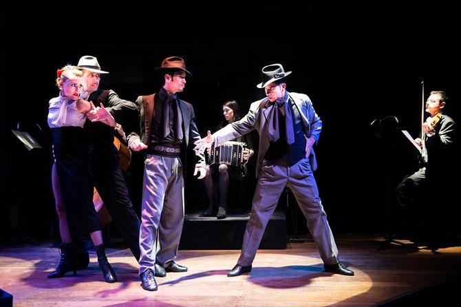 El Querandi Tango Show with Optional Dinner
