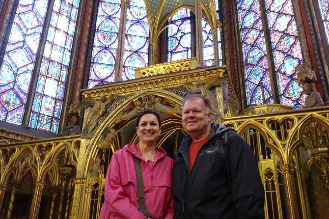 1 hour Sainte Chapelle- skip the line access - English or Español