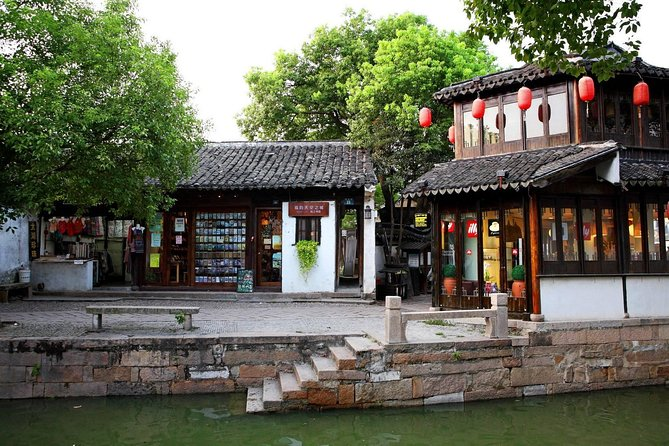 Suzhou Private Transfer to Tongli Water Town with Shanghai Drop-off Option photo 1
