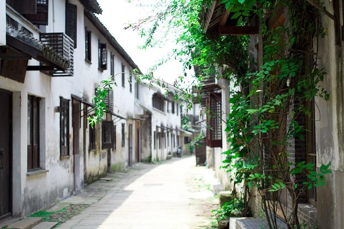 Suzhou Private Transfer to Tongli Water Town with Shanghai Drop-off Option photo 4